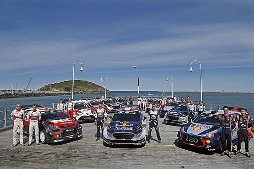 Rally Australia not targeting Sydney switch