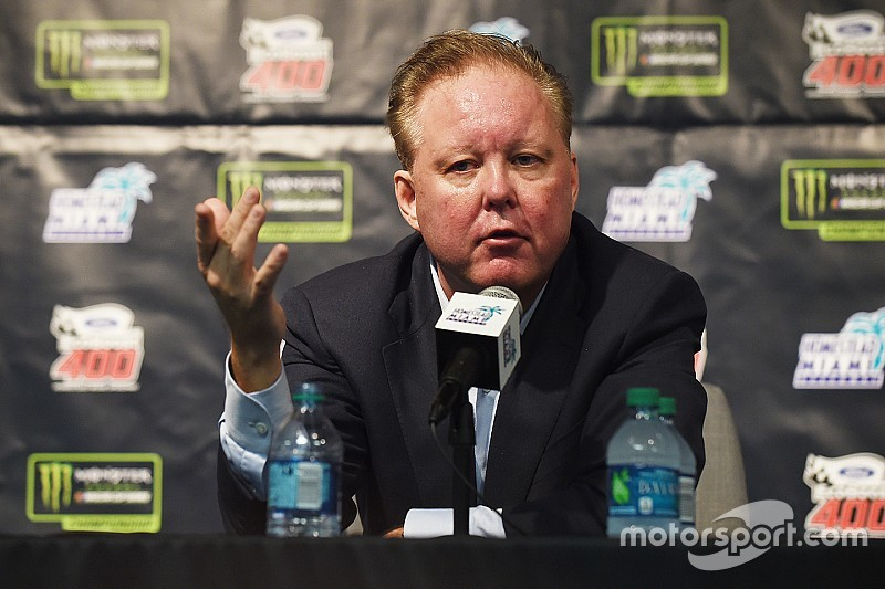 Former NASCAR Chairman Brian France pleads guilty to DUI
