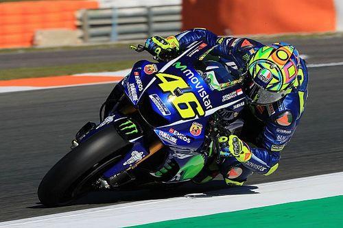 Yamaha de 2018 será baseada no modelo 2016, confirma Rossi