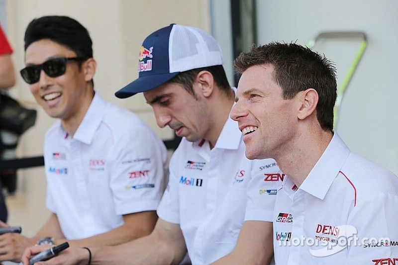 Davidson: Toyota retains priority over LMP2 race drive
