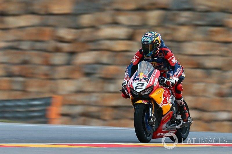 WSBK-team Honda weer compleet in Imola