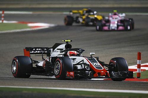 Magnussen concrétise la rédemption de Haas