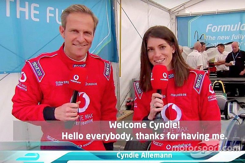 """Chronique Cyndie Allemann - """"La Formule E colle à la mentalité suisse"""""""