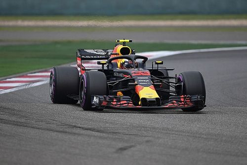 Inside Line F1 Podcast: Chinese GP and Verstappen