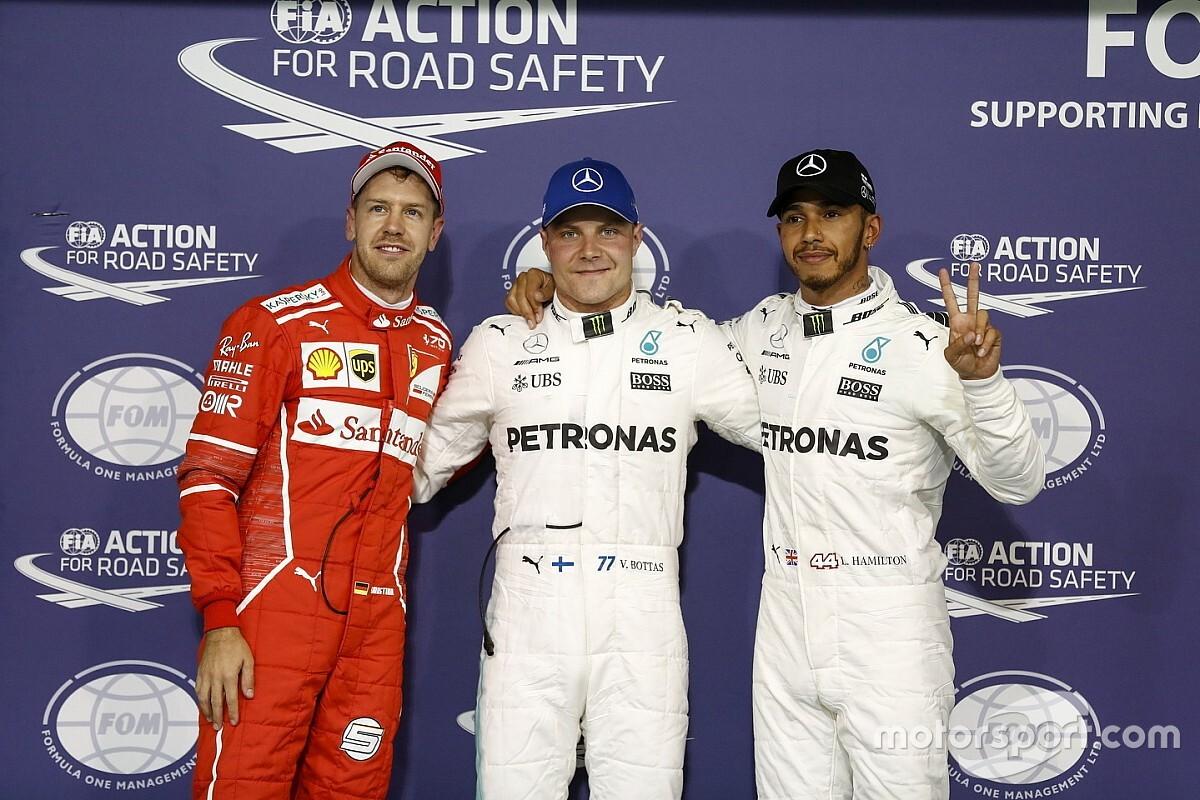 Bottas: Mercedes no está considerando a Vettel