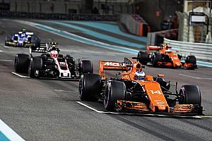 Formel 1 Ergebnisse Formel 1 2017 in Abu Dhabi: Die Startaufstellung in Bildern