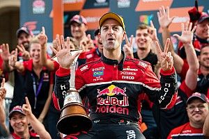 Reflecting on retiring Jamie Whincup's major milestones