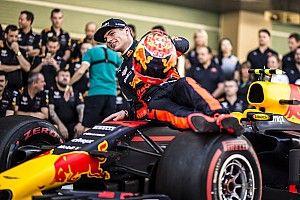 Red Bull puji sikap dewasa Verstappen pada 2017