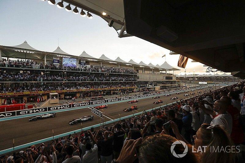 La F1 veut donner le départ des Grands Prix à 15h10