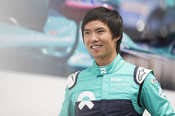 ePrix di Parigi: Ma Qing Hua corre con NIO al posto di Filippi