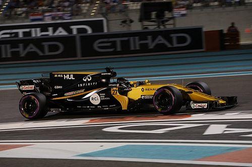 Abiteboul prijst Hülkenberg na behalen zesde plaats constructeurs