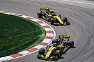Formula 1 Renault's rate of progress