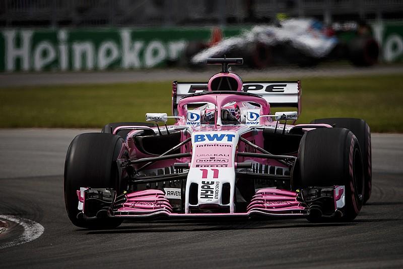 Halo'yu eleştiren Perez: Pirelli bir şeyler yapmazsa yarışlar hep böyle geçecek