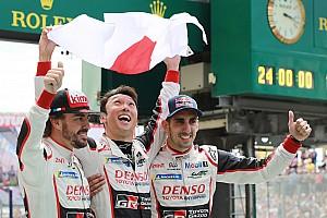 Toyota dompte enfin les 24 Heures du Mans !