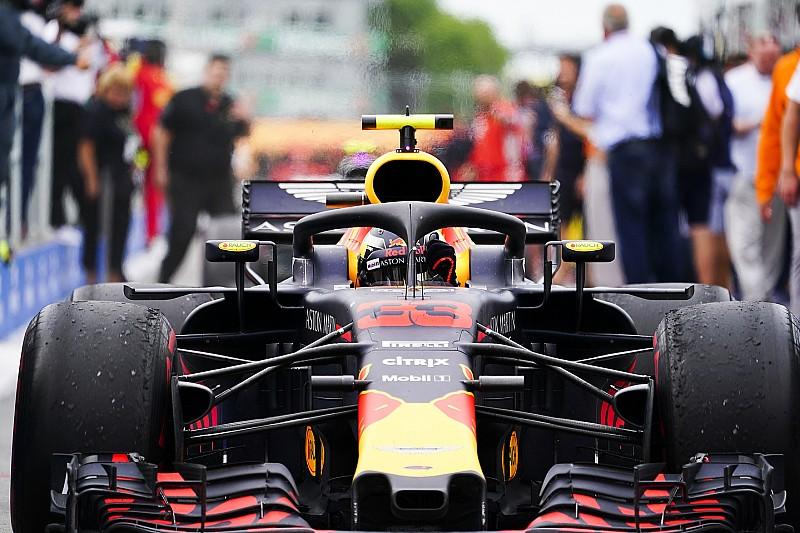Verstappen vivió el Gran Premio de Canadá solo