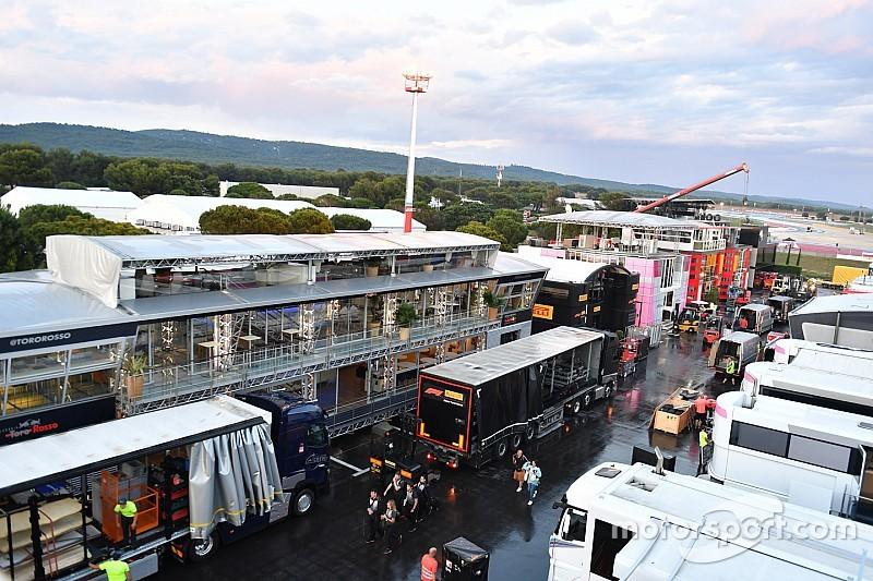 Logistique : l'étonnant paradoxe de la F1