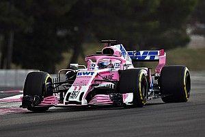 Force India llega a los 200 grandes premios en Fórmula 1