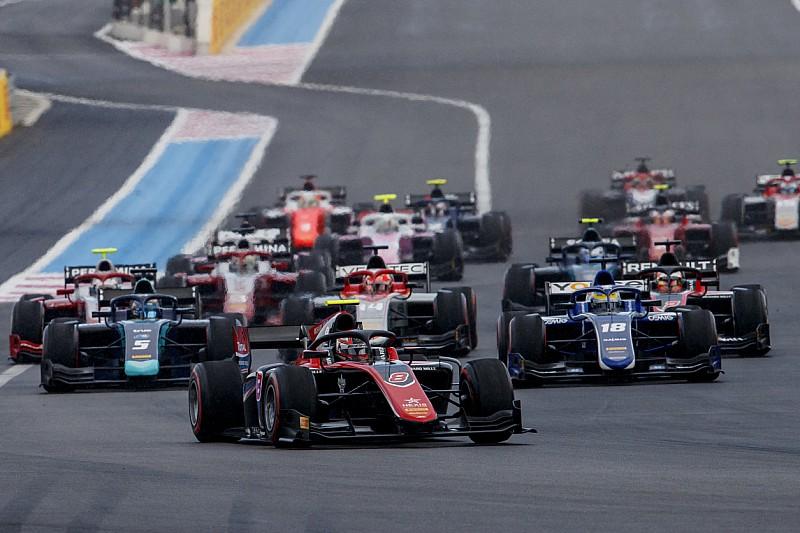 FIA grijpt in: Rollende start voor Formule 2-races Oostenrijk