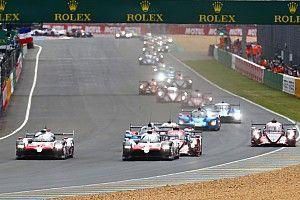 WEC seimbangkan performa Toyota dan kompetitor LMP1 lainnya