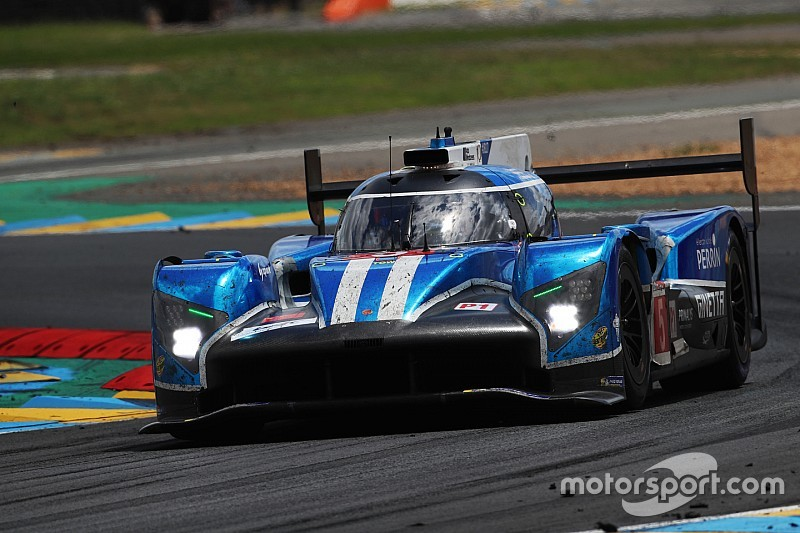 Ginetta LMP1 car withdrawn from Fuji WEC round