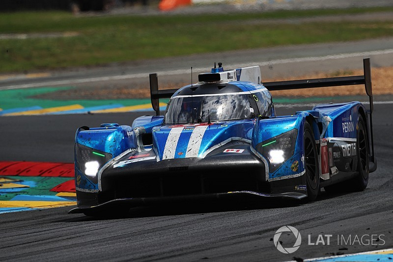 "Ginetta LMP1 a ""solid building block"" for Manor"