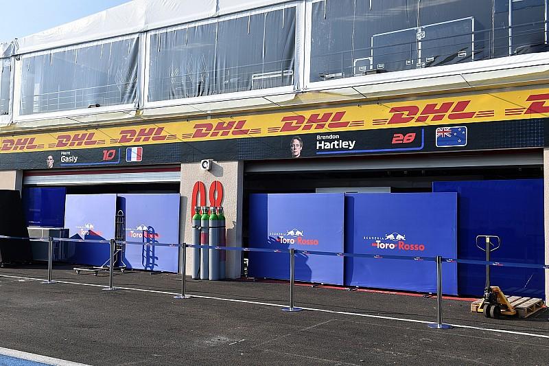 Toro Rosso: minden terv szerint halad a Hondával
