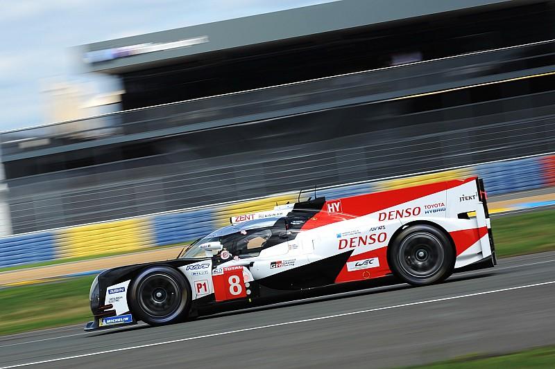 Le Mans 24h: Nakajima raih pole sementara