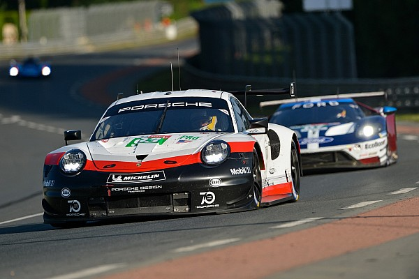 "Bamber hits out at ""horrible"" GTE Pro stint rules"