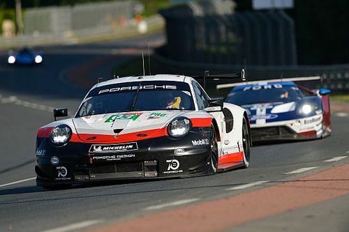"""Bamber niet tevreden over """"verschrikkelijke regels"""" in Le Mans GTE"""