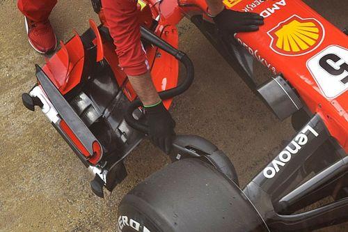Hőkamerákkal vértezték fel a Ferrarit Montmelóban