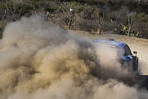 WRC Breaking news WRC teams to ignore FIA request on Mexico tactics