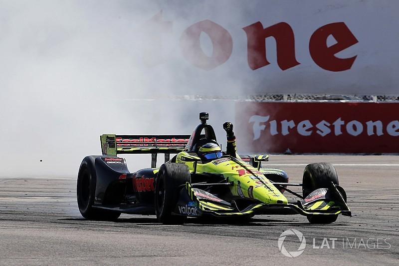 Le point IndyCar - C'était show à St. Petersburg!
