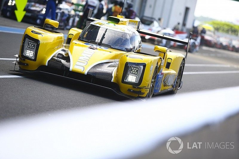 """Trage start Racing Team Nederland in Le Mans: """"Zoeken naar juiste set-up"""""""