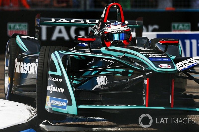 FE Zürich: eerste pole-position voor Evans en Jaguar