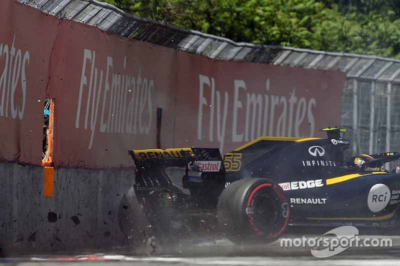 Canadian GP: Top photos from Friday