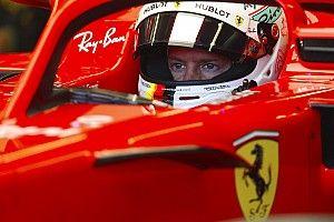 """Vettel: """"De momento no somos los favoritos en Canadá"""""""