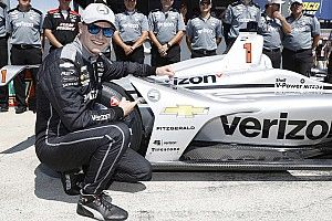 Texas IndyCar: Newgarden leads Penske 1-2-3 to take pole
