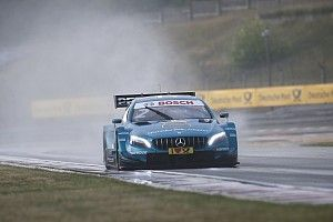 "Paffett livid at ""most embarrassing"" DTM race"