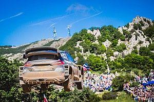 Los pilotos del WRC no quieren saltos artificiales