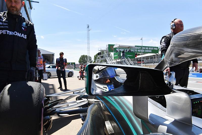 A Mercedes új motorjával a pole is meglehetett volna Bottasnak?!