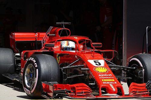 Les pneus les plus tendres pour le GP du Mexique