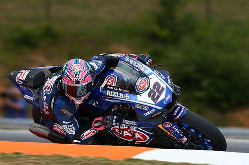 Brno, Libere 4: la Yamaha di Lowes chiude in testa l'ultima sessione di libere