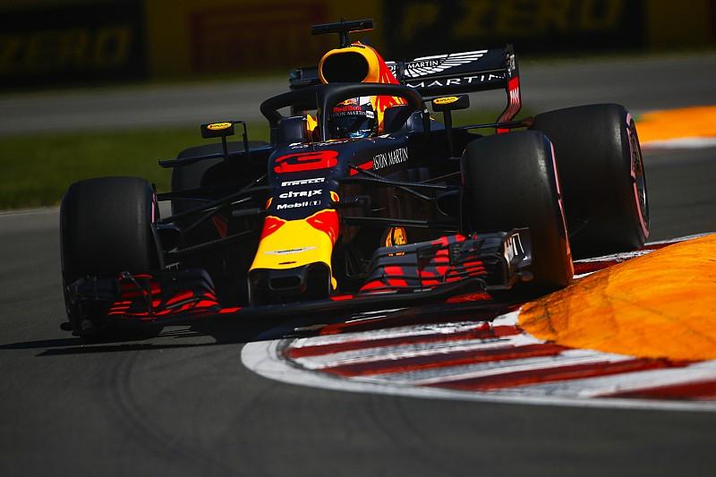 Ricciardo: Kanada GP'sinde Mercedes'i yenmek zor olacak