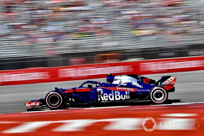 New Honda engine 'better, faster' says Toro Rosso