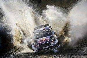 Galler WRC: Evans kazandı, Ogier beşinci kez dünya şampiyonu oldu!