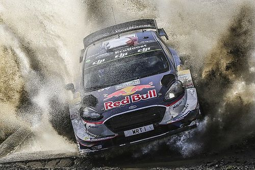 Ogier nella leggenda: in Gran Bretagna si laurea pentacampione WRC!