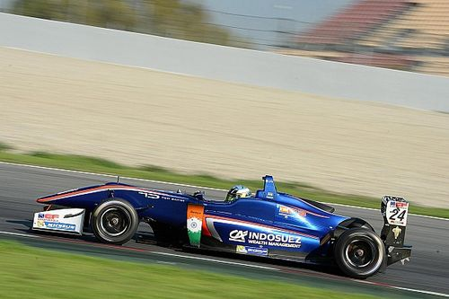 Barcelona EF Open: Vaidyanathan returns to podium in Race 1