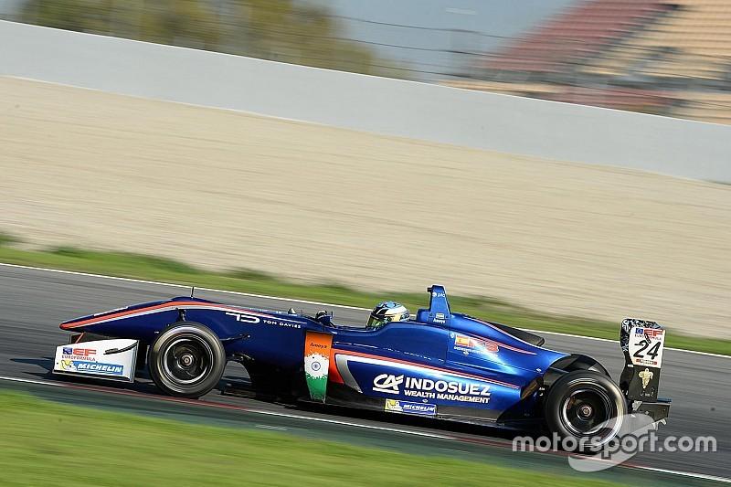 Barcelona EF Open: Vaidyanathan returns to podium in Race 1