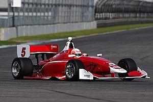 Jamin, Askew, Keane top the three Mazda Road To Indy series at IMS
