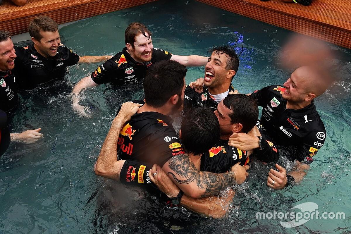 De la ira a la redención: Ricciardo y sus momentos destacados